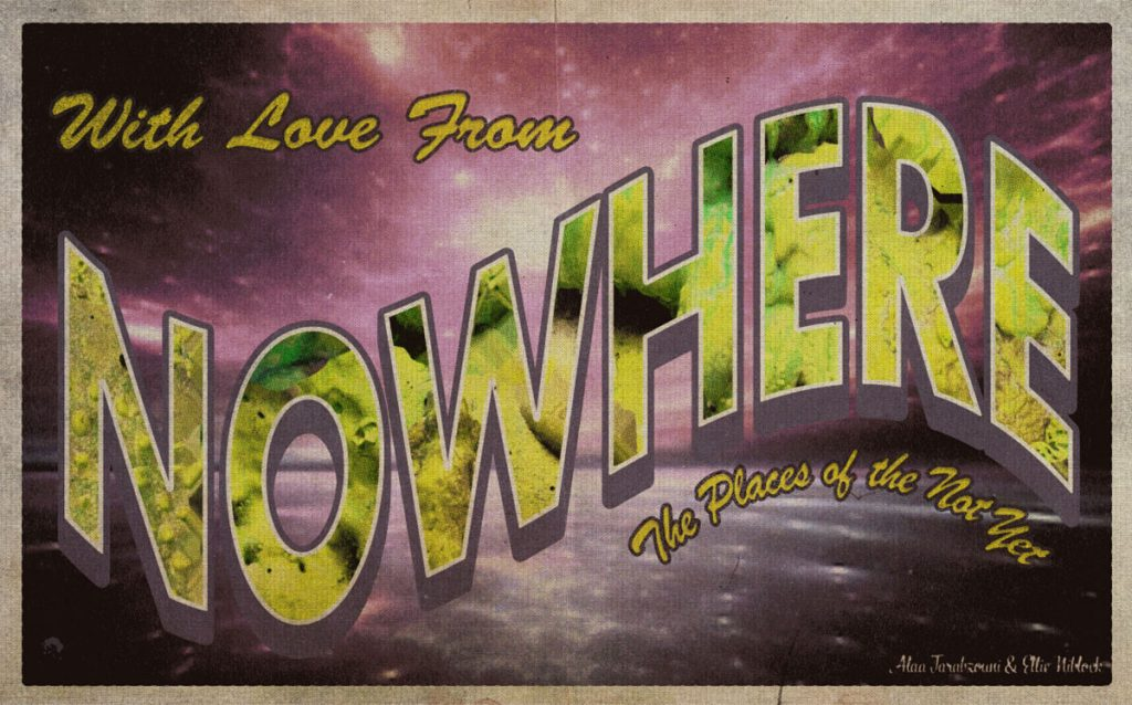 Banner image for with love from nowhere